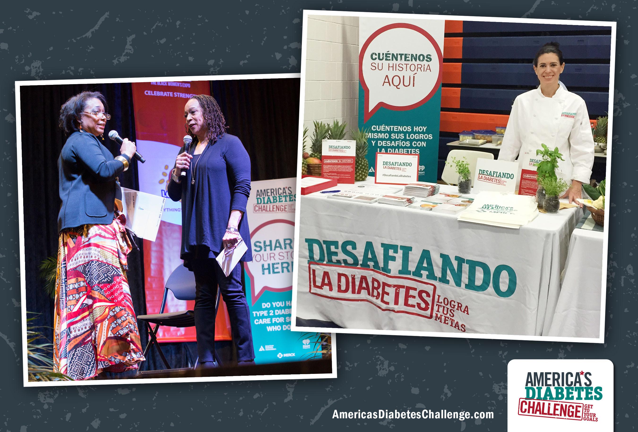 America's Diabetes Challenge on the Road