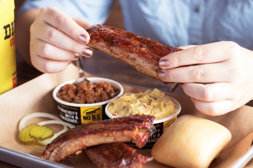 Dickey's Barbecue Pit is celebrating National Barbecue Month throughout May. Local Owners & Pit Masters have their on-site pits smoking 24-7 to serve guests authentic,Texas-style, straight-from-the-pit barbecue.