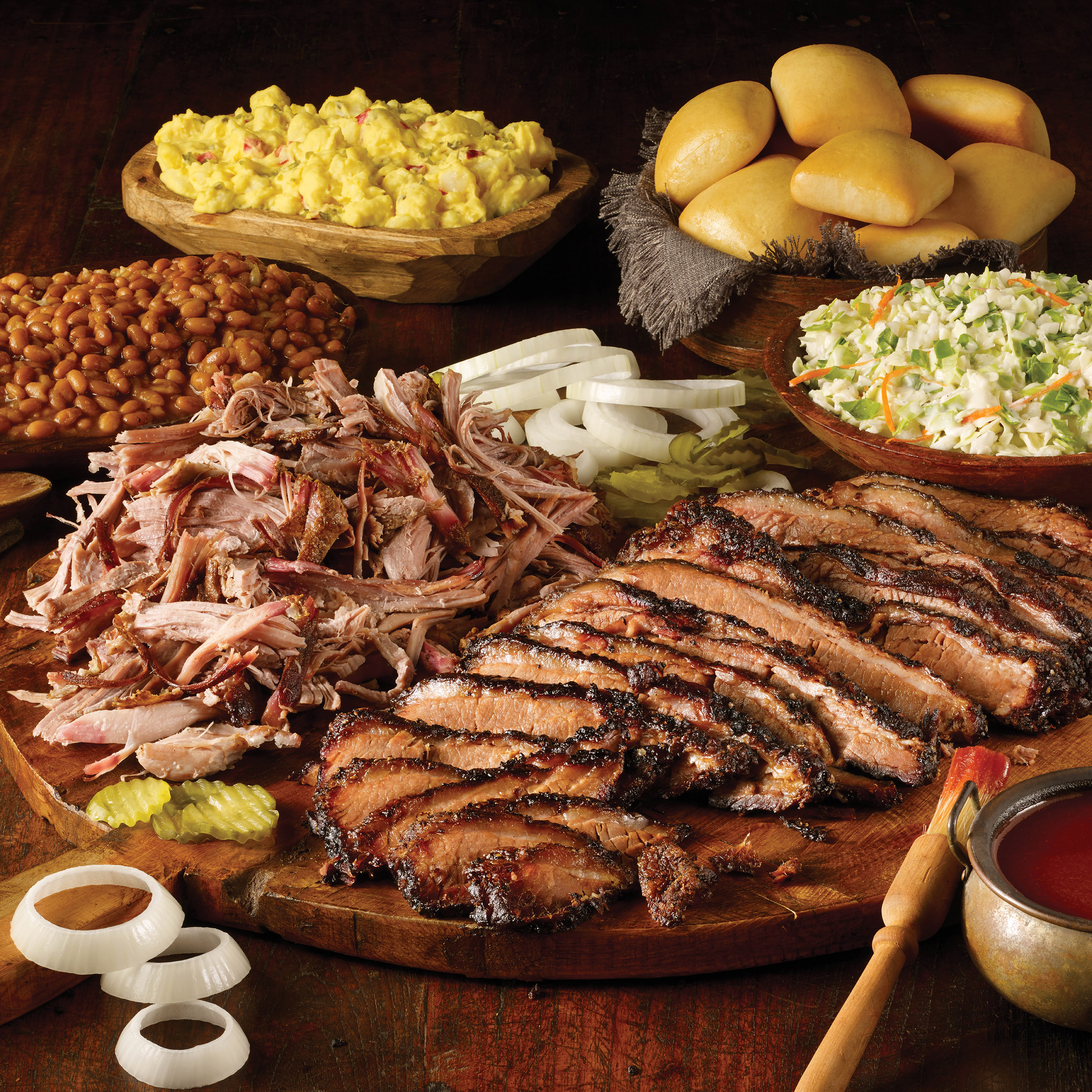 Dickey's offers guests the perfect meal option for any size gathering