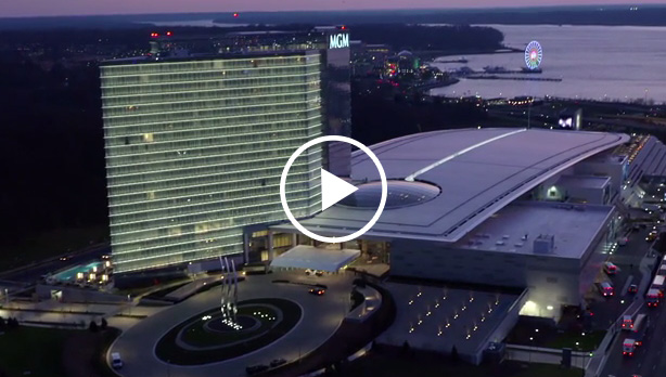 B-Roll: MGM National Harbor Debuts Today