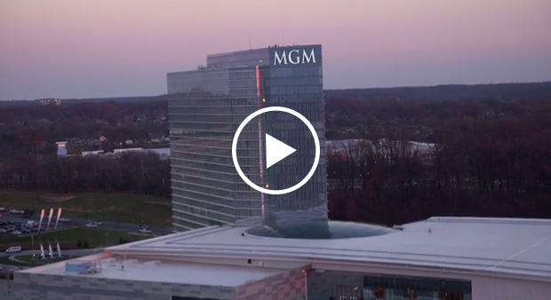 MGM National Harbor Debuts Today