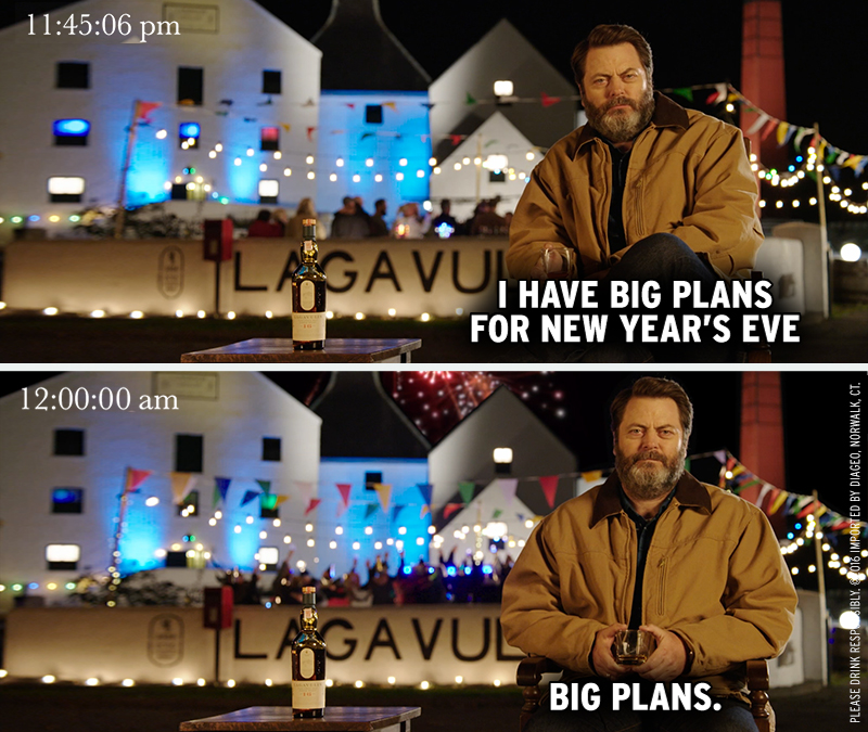 I Have Big Plans For New Year's Eve. Big Plans.