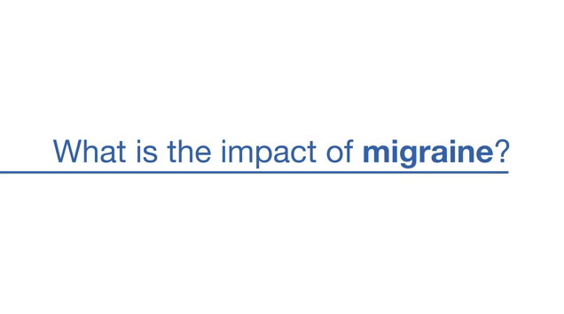 What Is the Impact of Migraine?