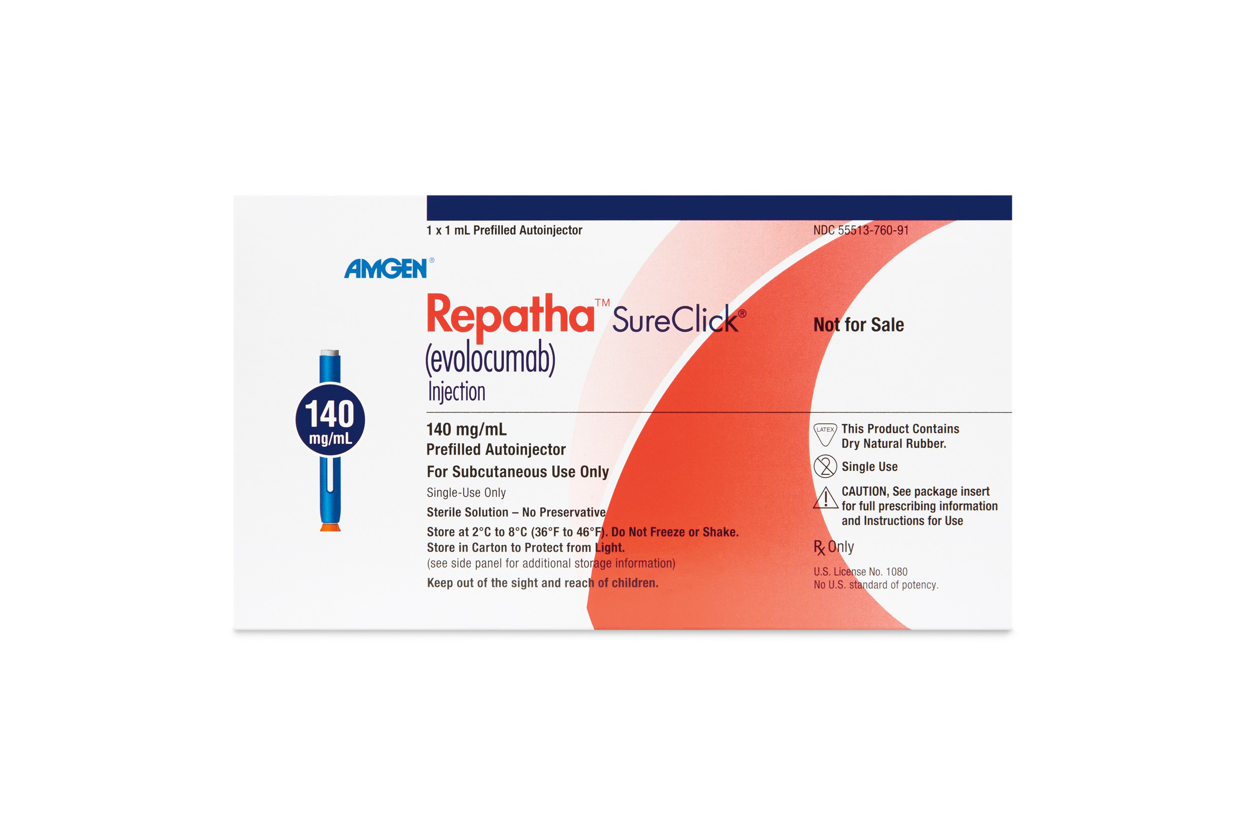 Amgen Makes Repatha® (Evolocumab) Available In The US At A