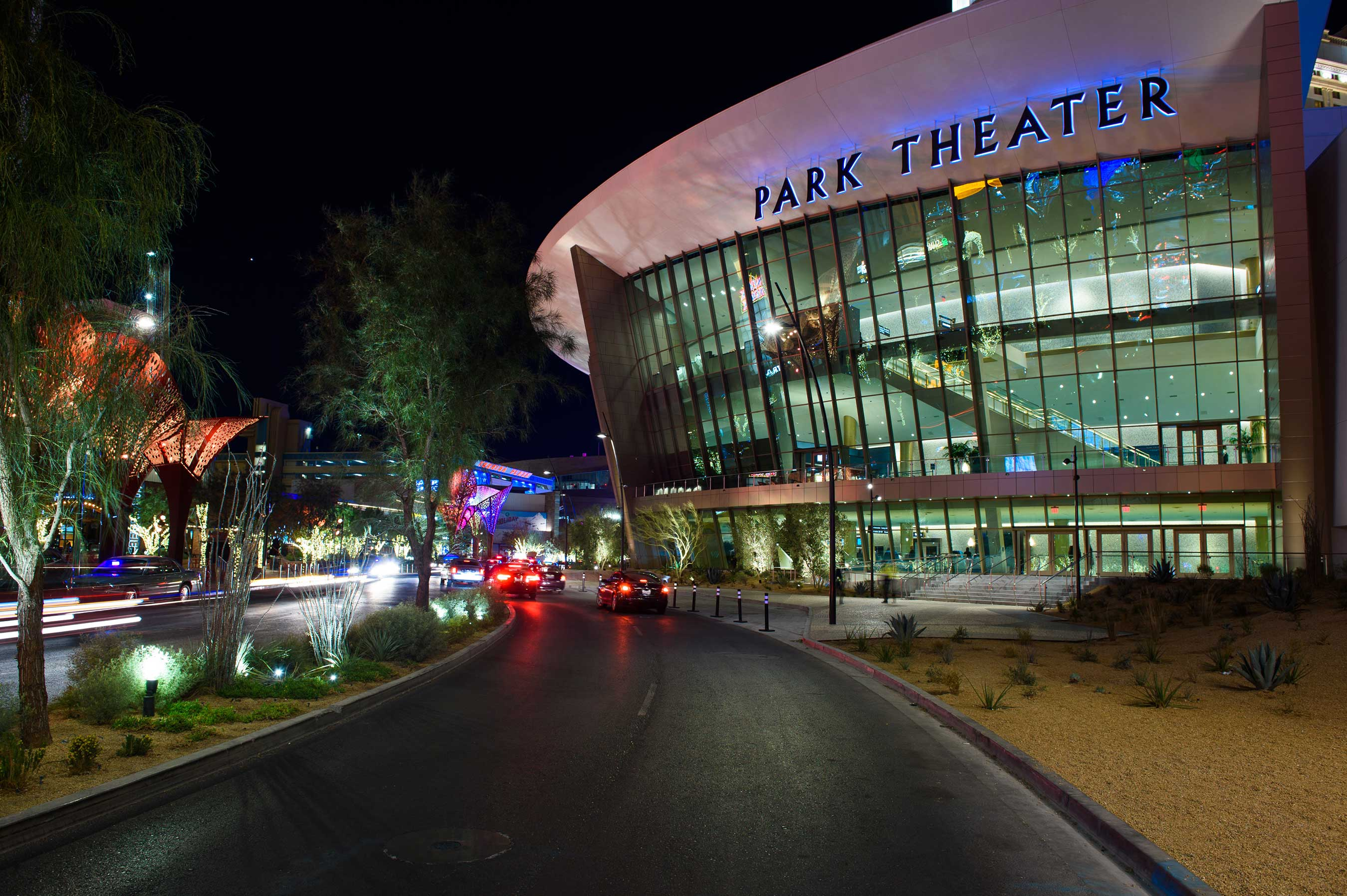 Park Theater at Monte Carlo Resort and Casino in Las Vegas - Grand Opening, Saturday, Dec. 17, 2016 - Photo by Al Powers for Park Theater