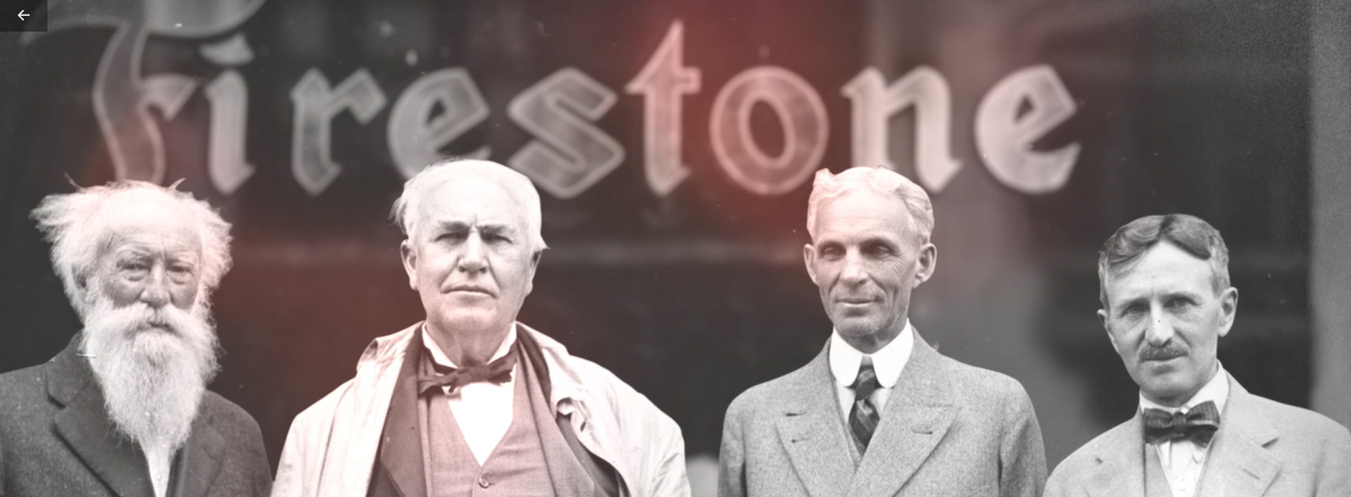 Celebrating the Legacy of Harvey S. Firestone on the 150th Anniversary of His Birth