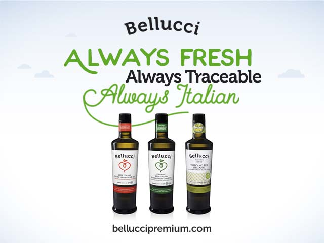 Bellucci | Always Fresh, Always Traceable, Always Italian.