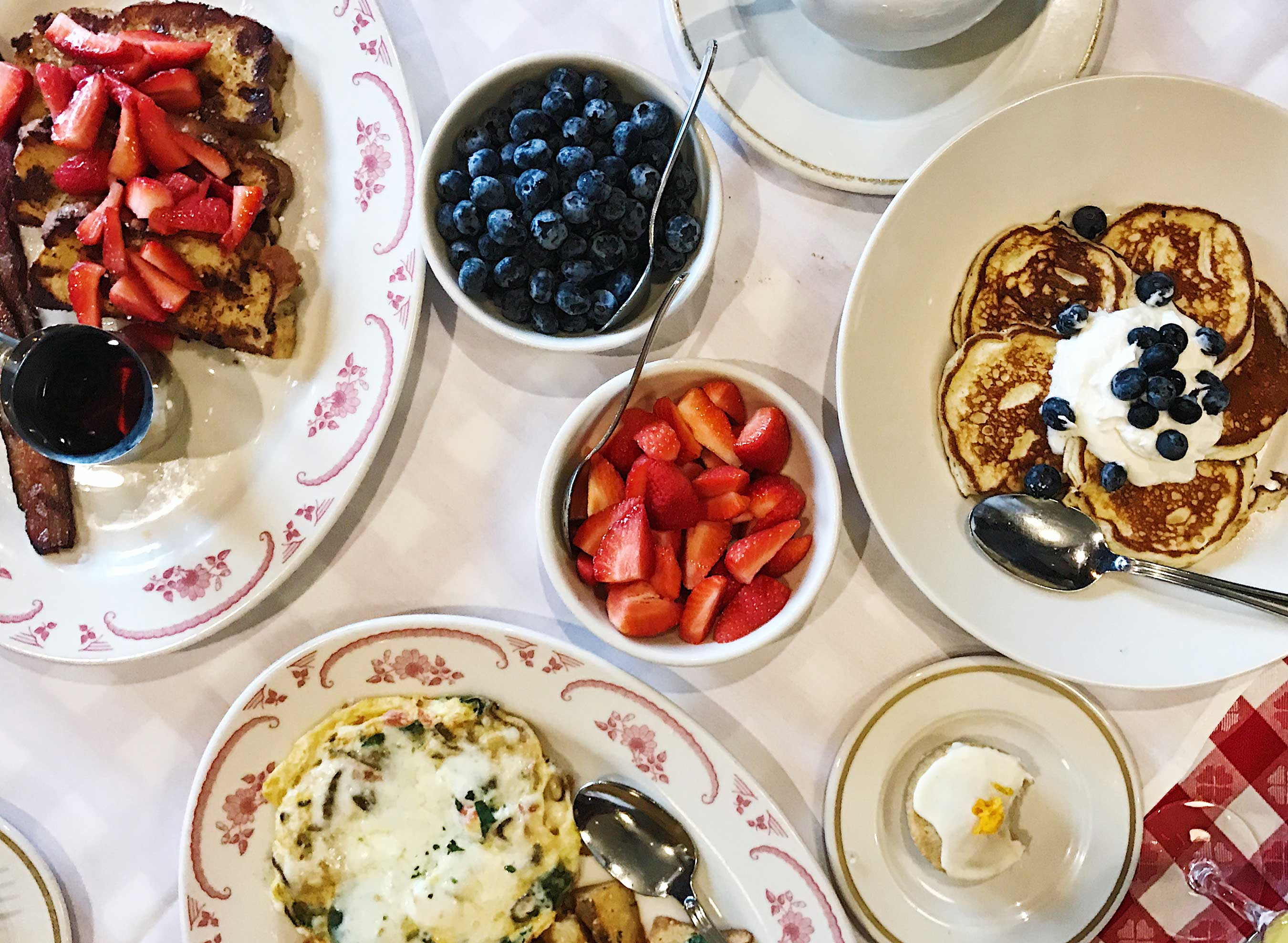 Maggiano's adds another reason for Guests to celebrate weekly: Brunch!  Credit: Chase White