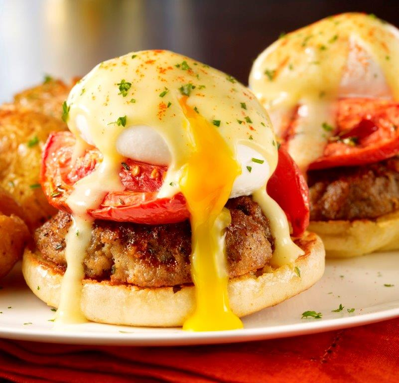 Try Maggiano's Italian-American twist on the classic eggs benedict by ordering The Meatball Benedict. For every brunch entrée ordered, $1 will be donated to Make-A-Wish