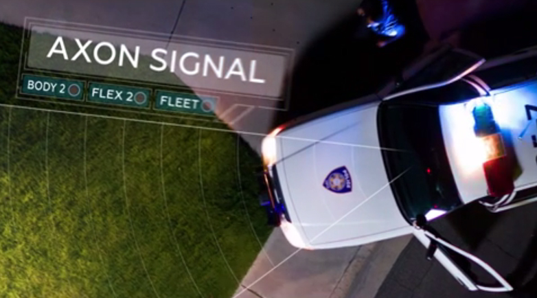 Axon's vision for the future of policing