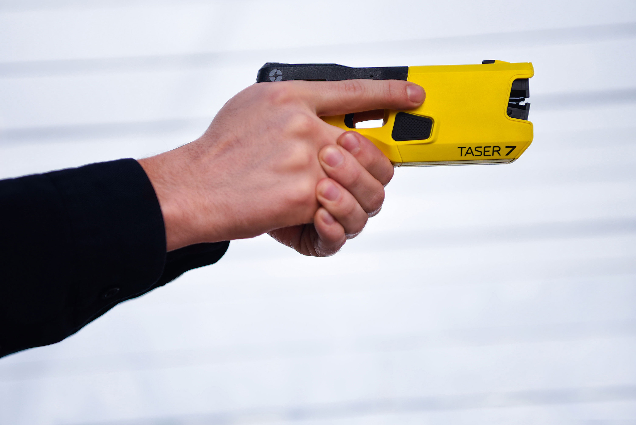 TASER 7 In Action