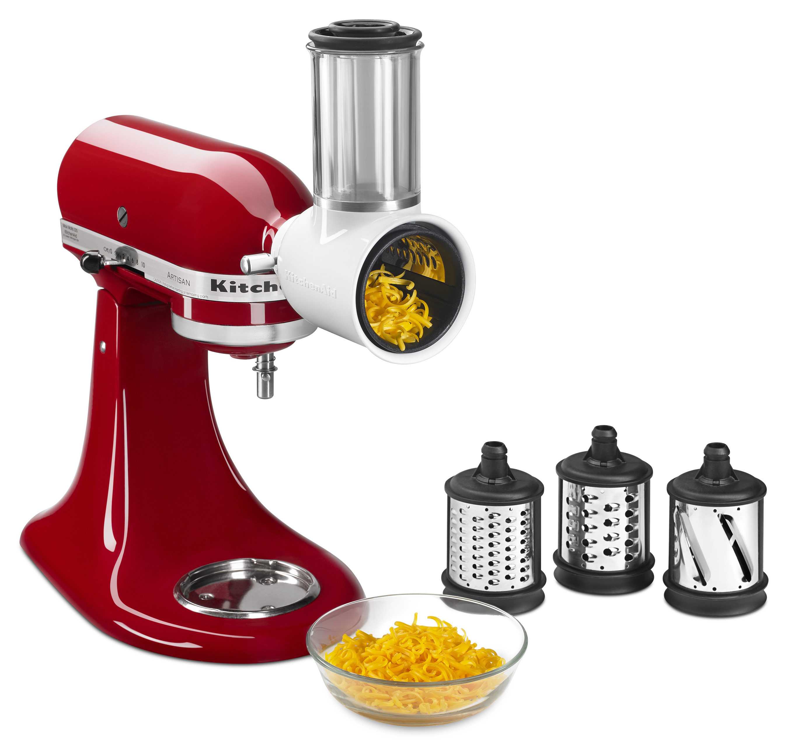 New Attachments Help Make Kitchenaid 174 Stand Mixer A True