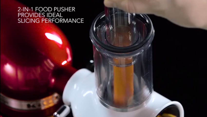 New attachments help make kitchenaid® stand mixer A true ...