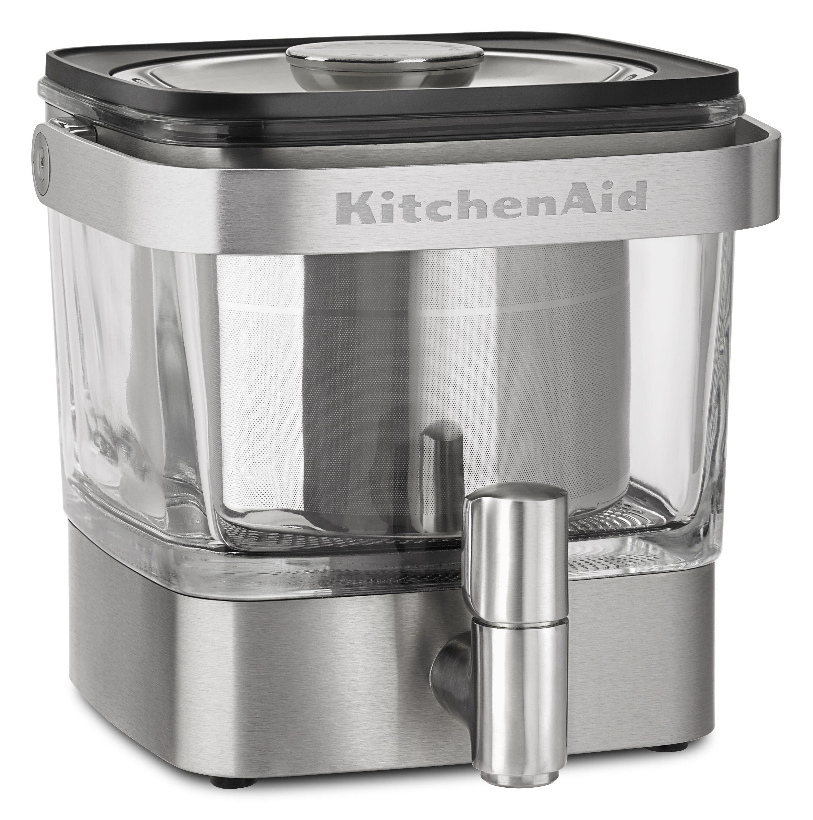 Kitchenaid Coffee Maker New : New Kitchenaid Cold Brew Coffee Maker Makes Home Brewing A Breeze