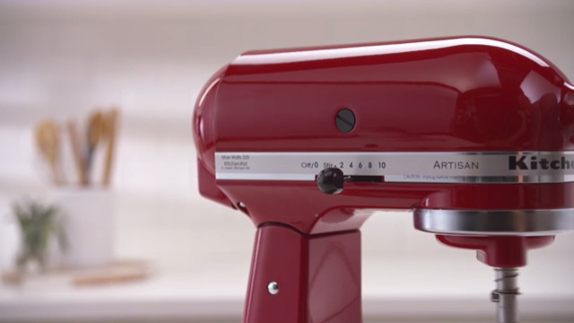 "New Attachments help make KitchenAid® Stand Mixer a True ""Culinary Center"""