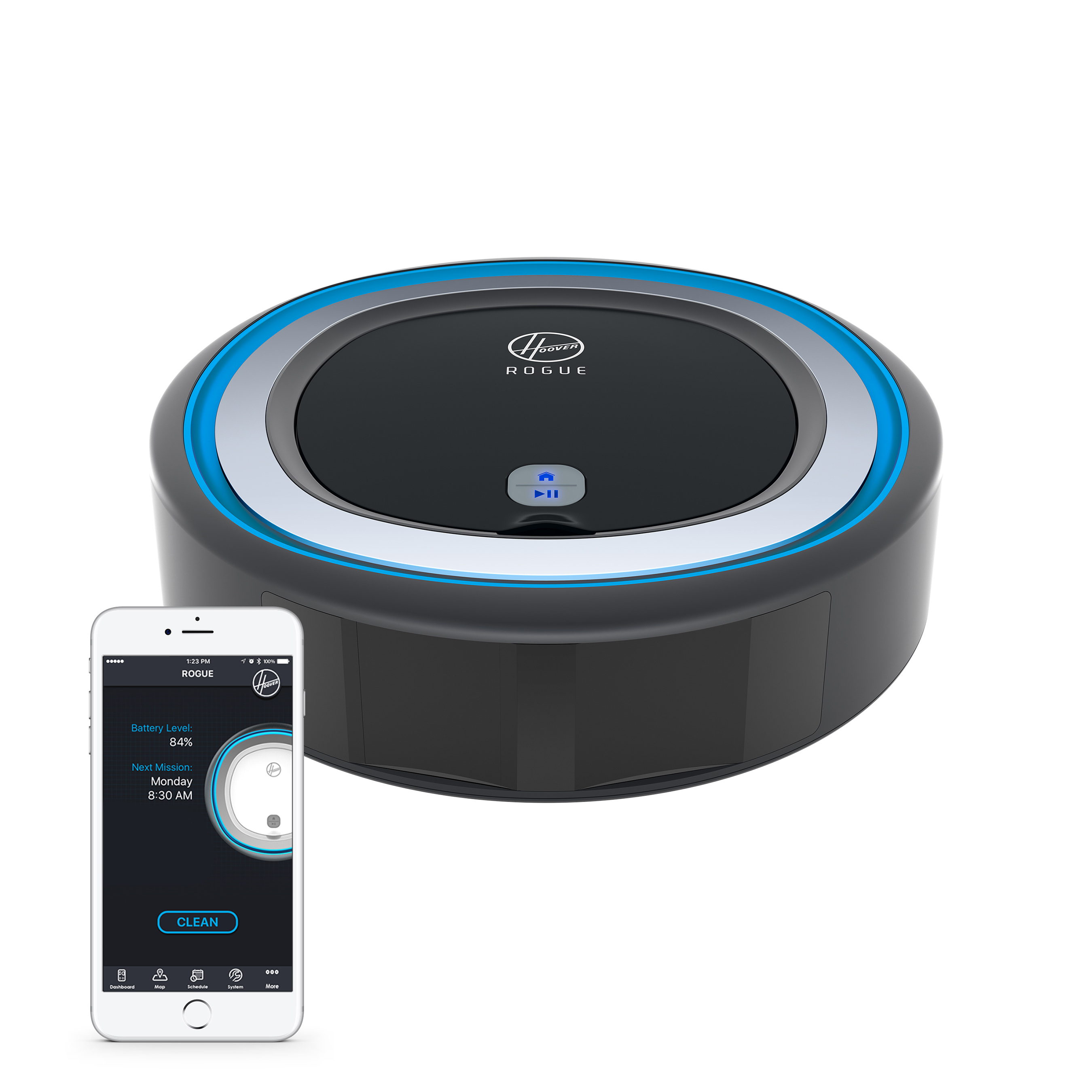 HOOVER® offers NEW premier robot vacuum at Black Friday price for extended holiday shopping window