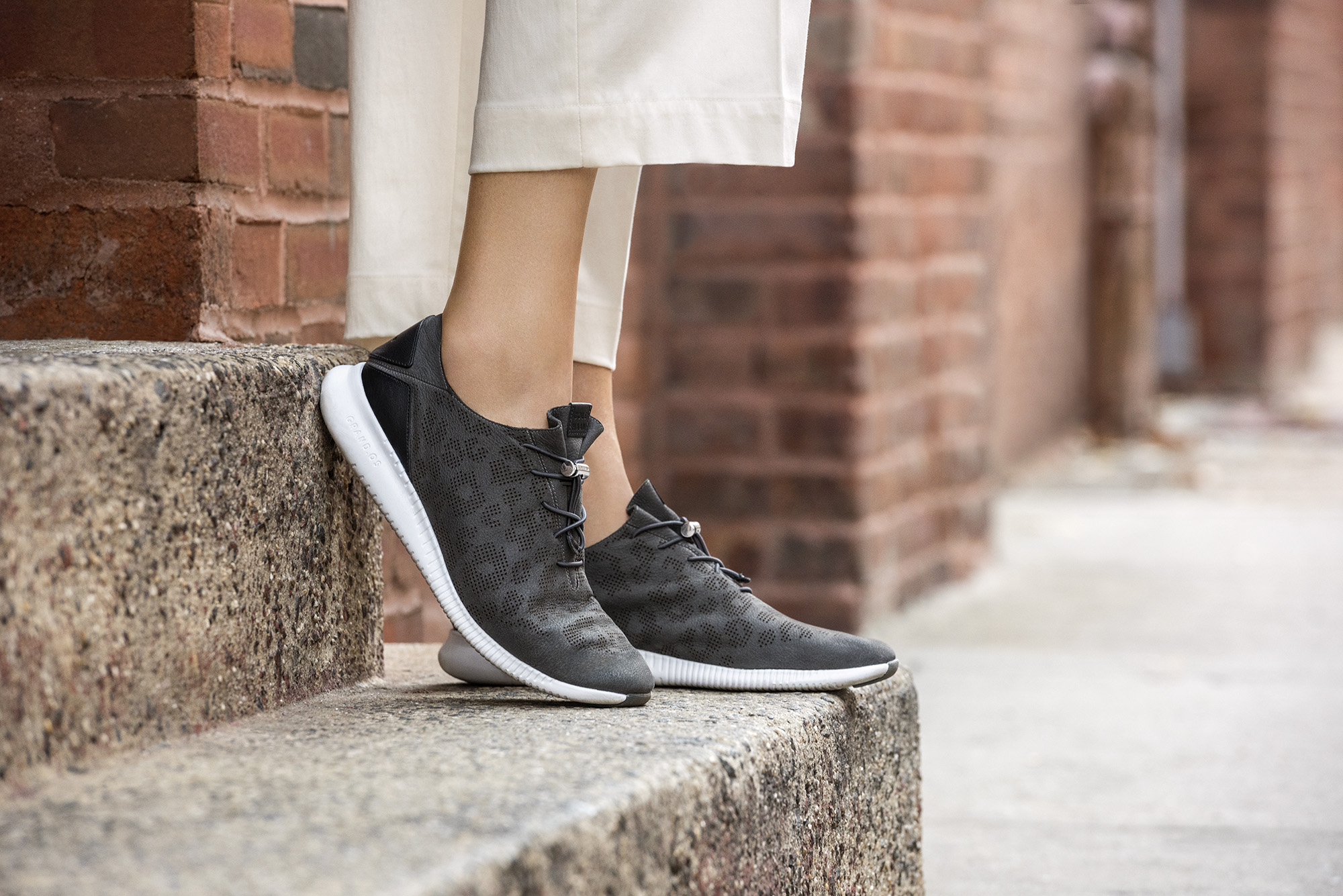 A New Step Forward: Cole Haan Launches