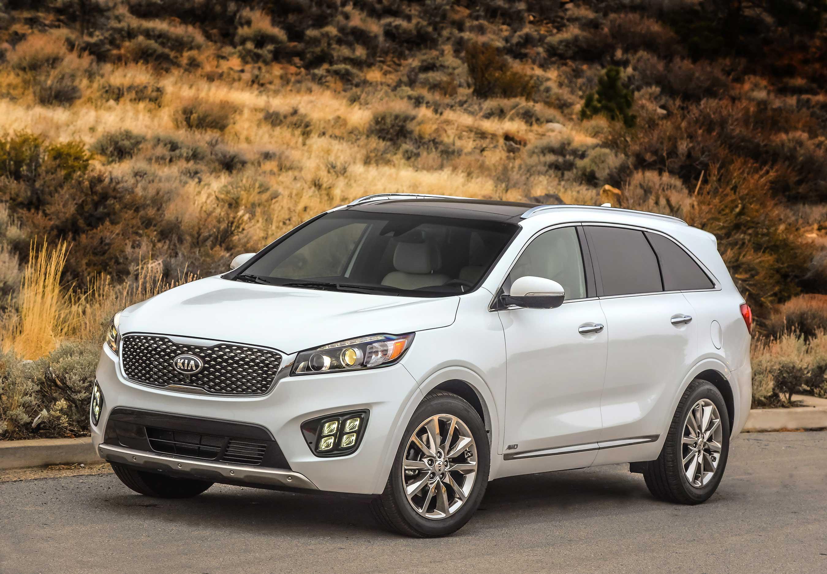 Kia Sorento attains the J.D. Power Initial Quality Study (IQS) award in the Midsize SUV segment.
