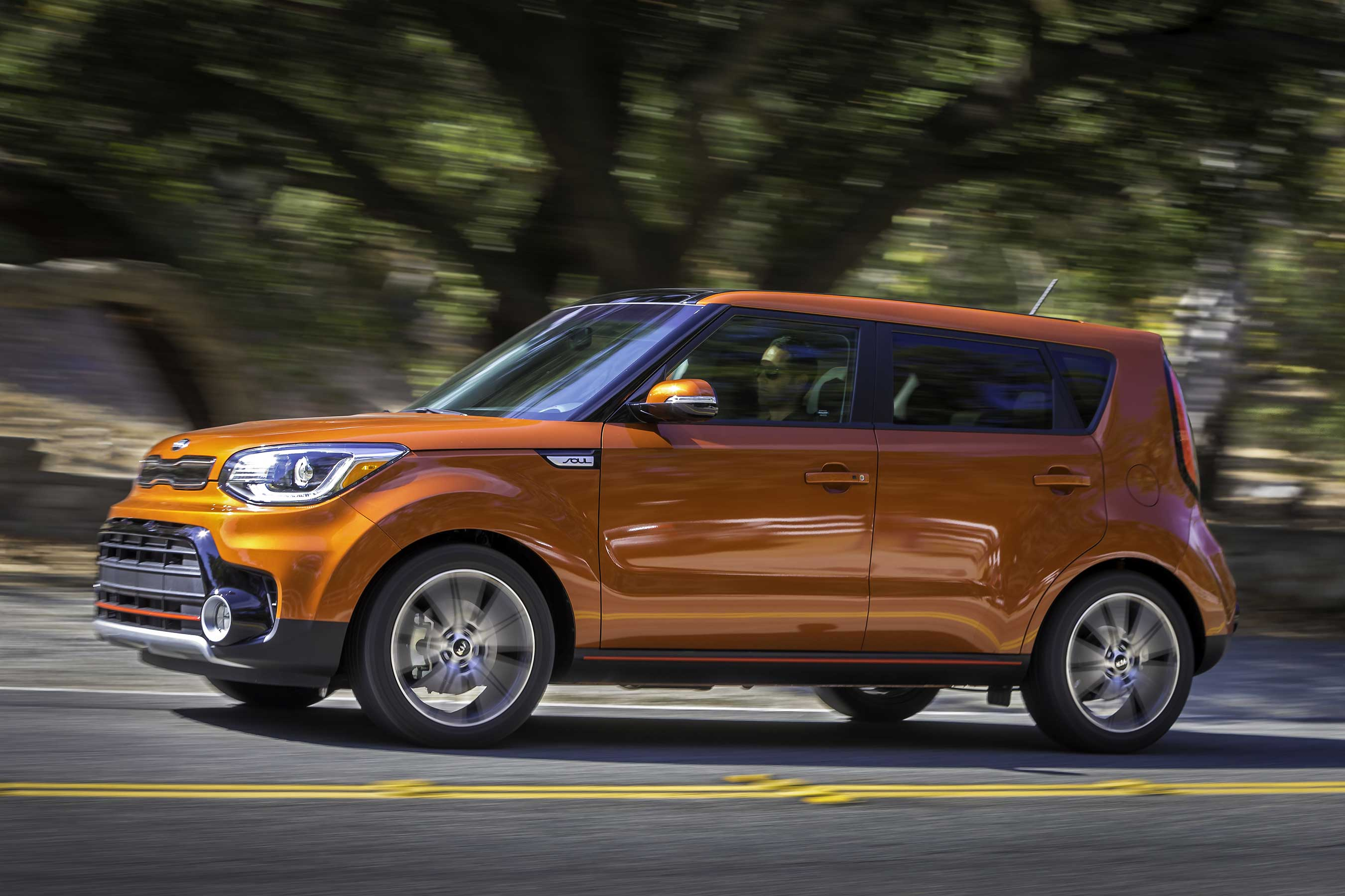 Kia Soul captures the J.D. Power Initial Quality Study (IQS) award for the third consecutive year in the Compact Multi-Purpose Vehicle segment.