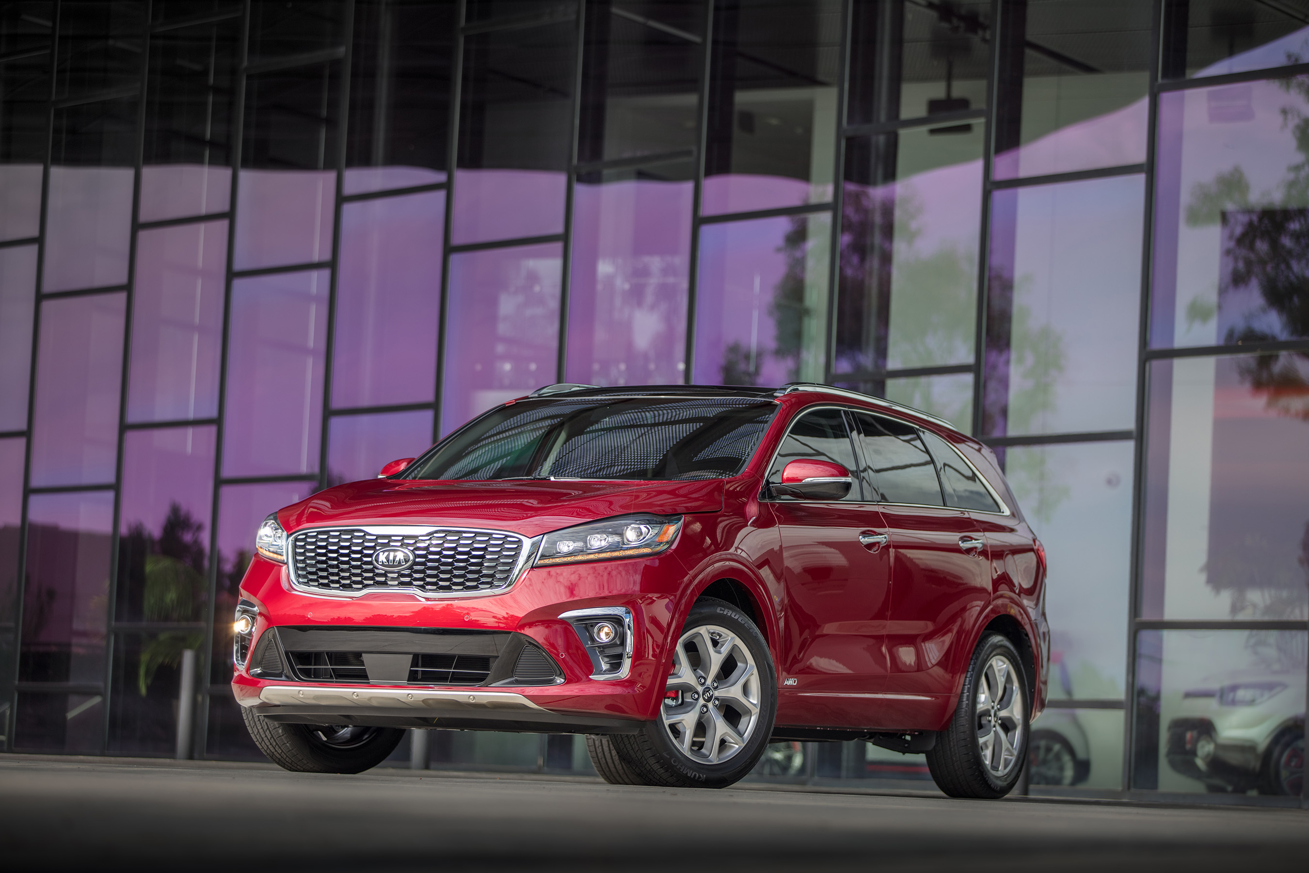kia los better h crossover news subtly drive angeles a sorento first