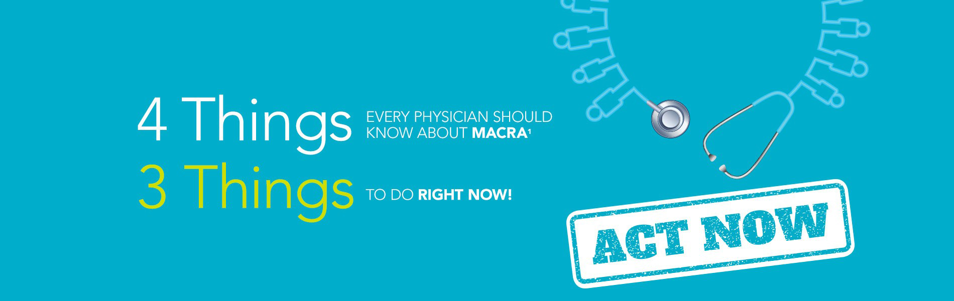 It's easier than you think to be a MACRA winner. Geneia's new e-book simplifies the actions you must take now.