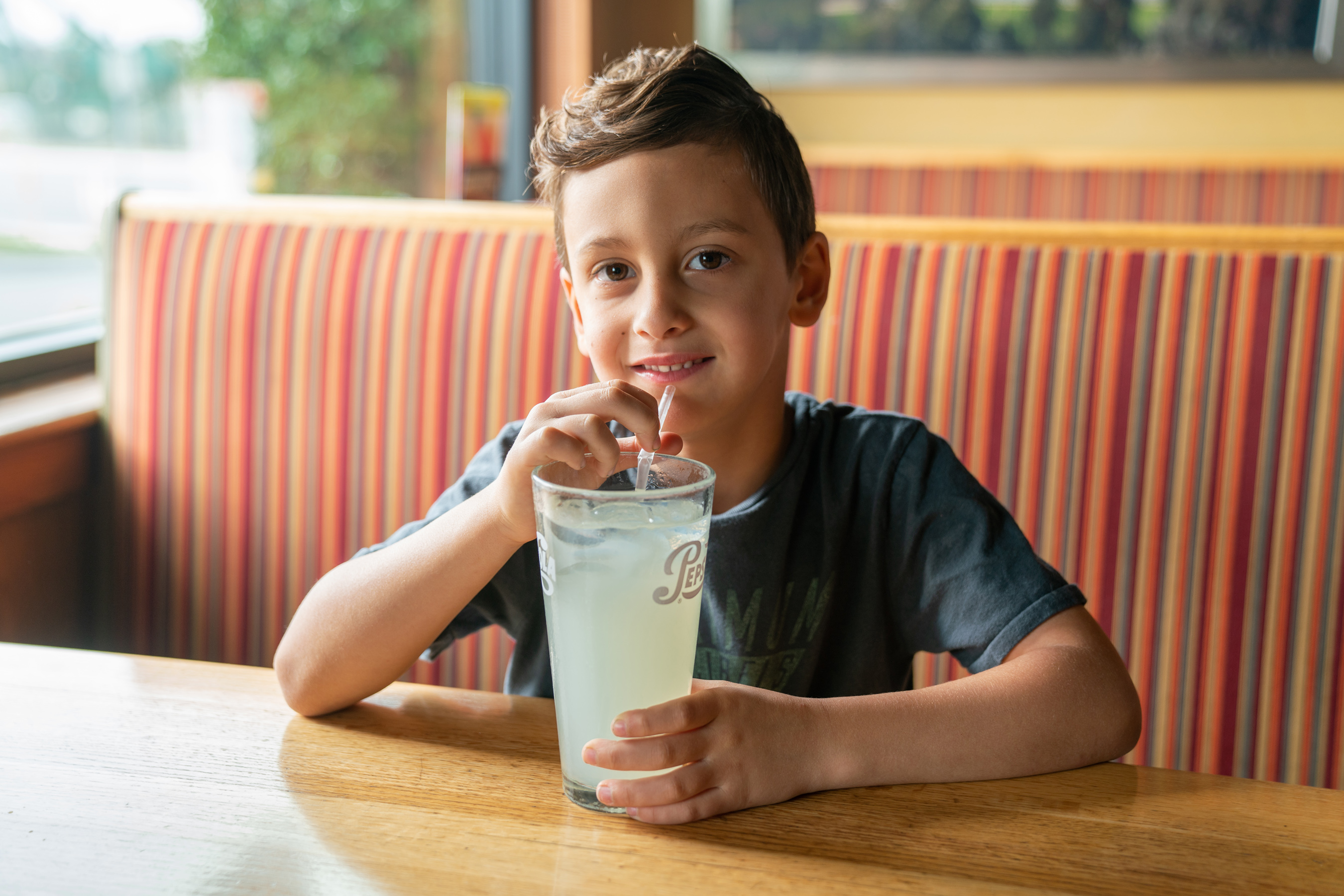 Visit Applebees.com/AlexsLemonade to find participating locations or to donate online to help Alex's Lemonade Stand Foundation put an end to childhood cancer.