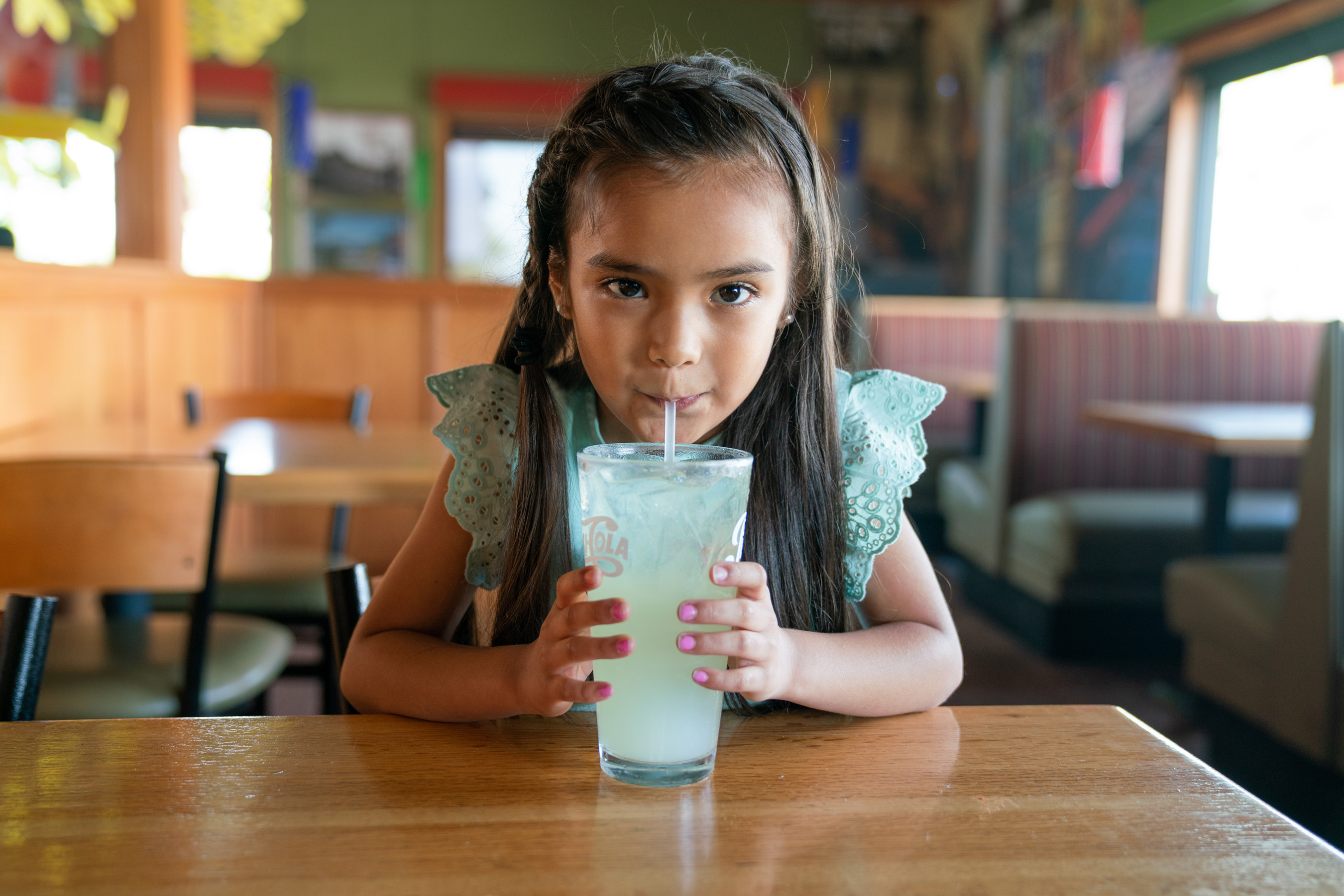 This is Applebee's 14th year supporting Alex's Lemonade Stand Foundation, which helps neighborhoods and communities impacted by pediatric cancer.