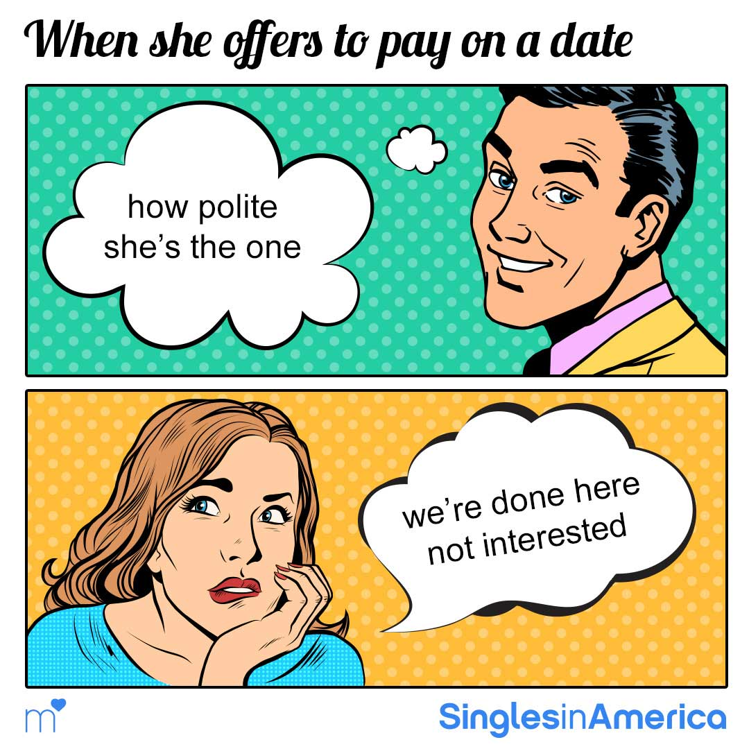 the dating den