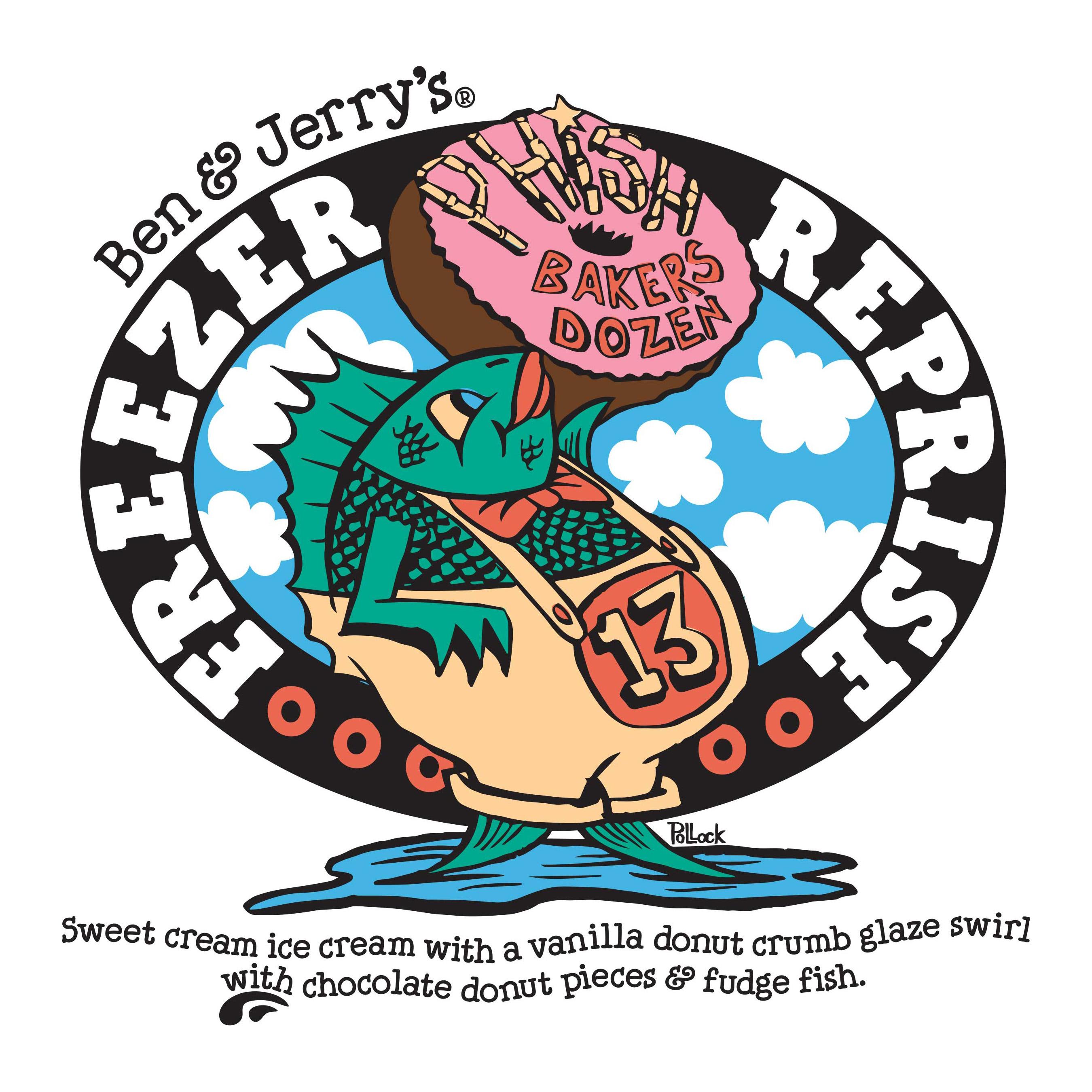 "Phish, ""Freezer Reprise"" | Ben & Jerry's"