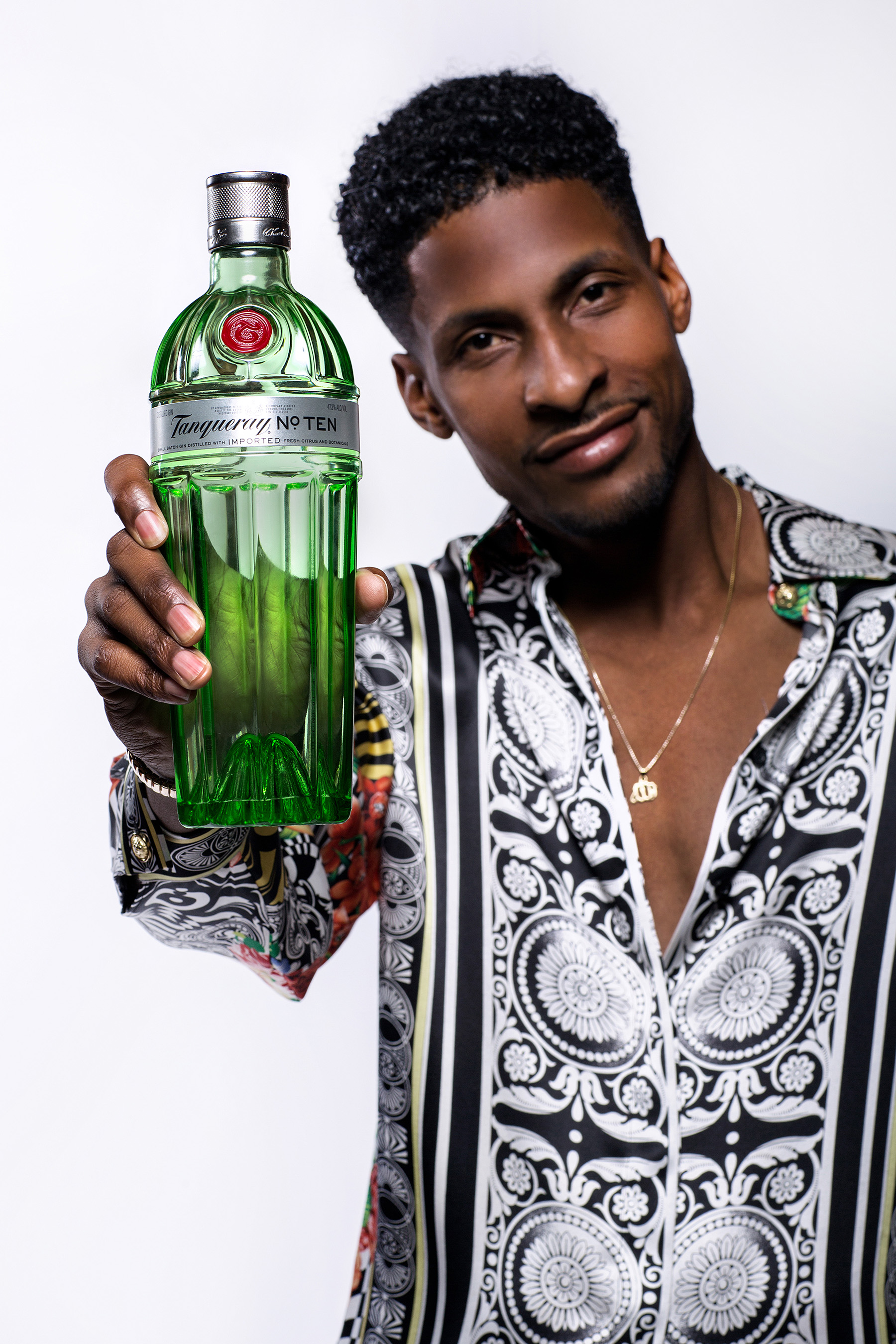 Artist and rapper STIX joins new 'The Tanqueray TEN' group inspiring the next generation