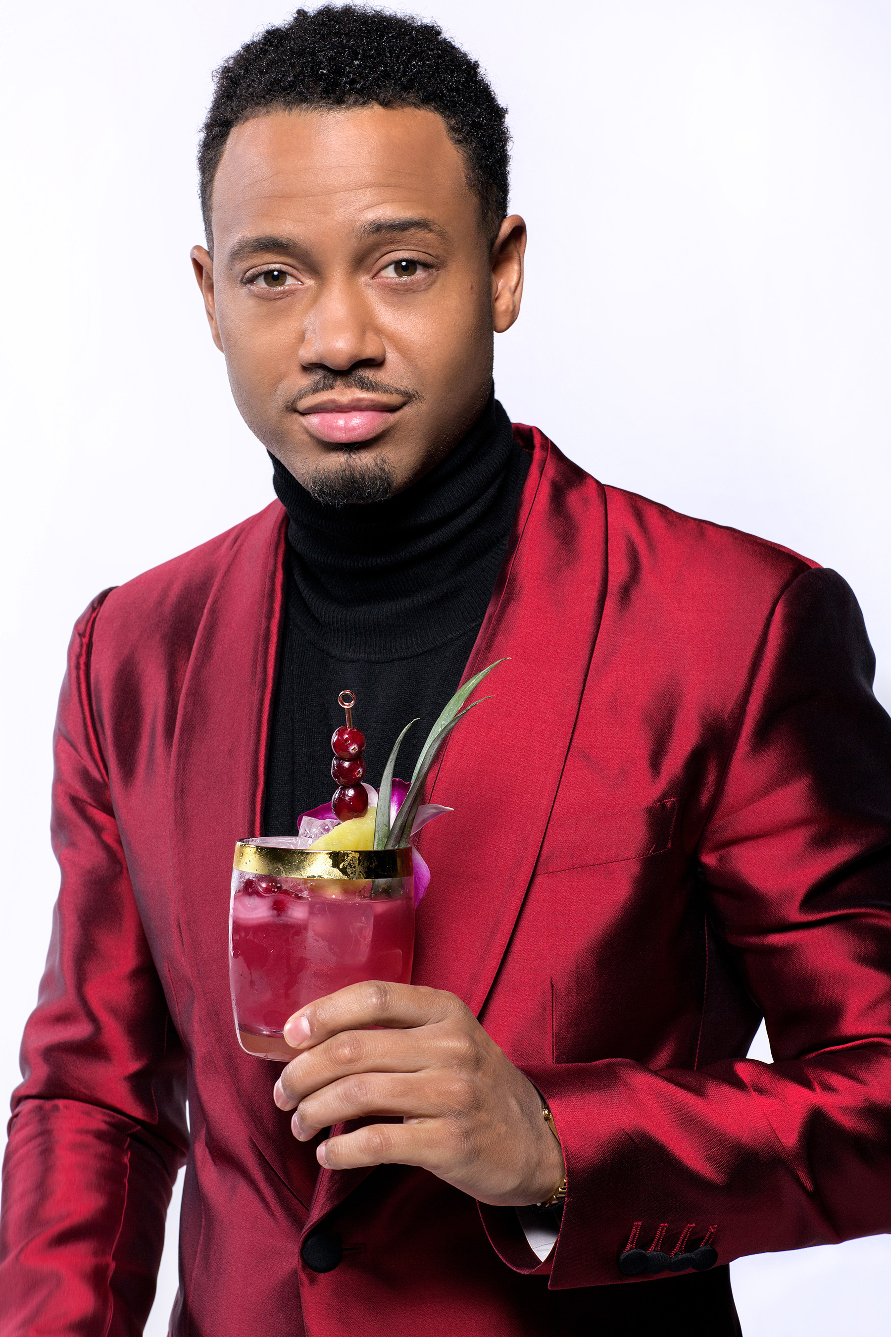 Actor Terrence J. joins forces with Snoop Dogg and other creative, talented artists to be a part of 'The Tanqueray TEN' program