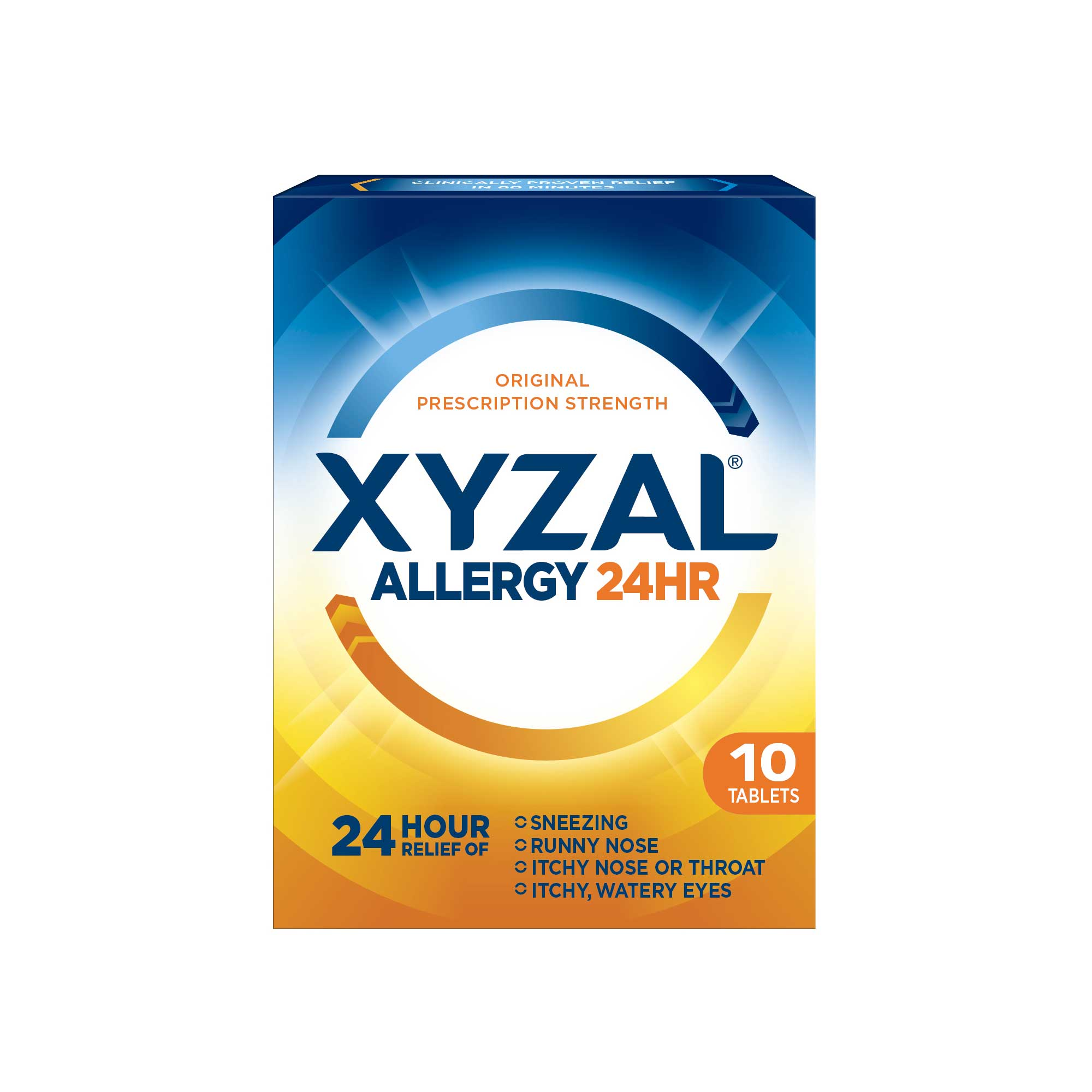 Xyzal Allergy 24HR