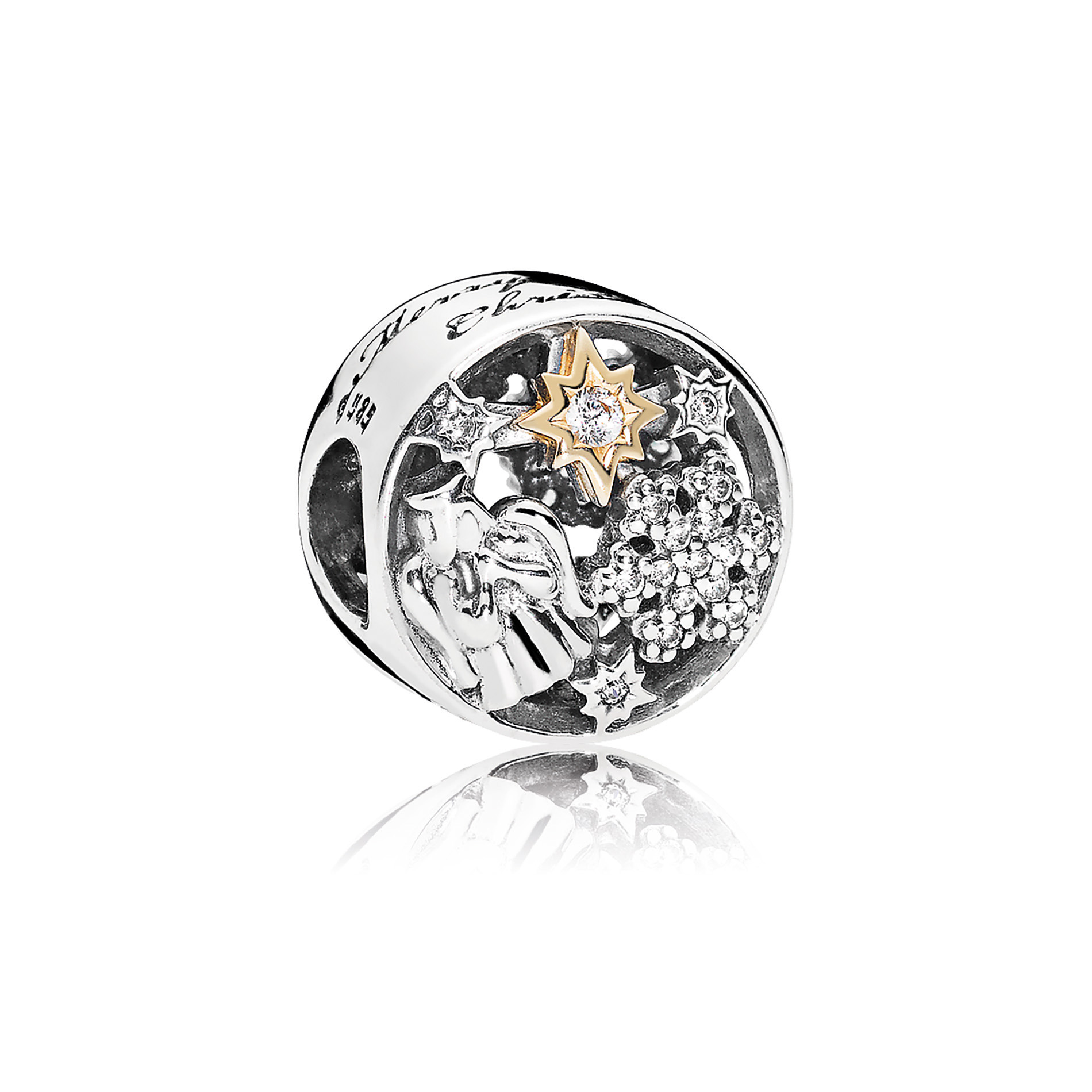 The Celestial Wonder charm from the Winter collection will sparkle for all this year