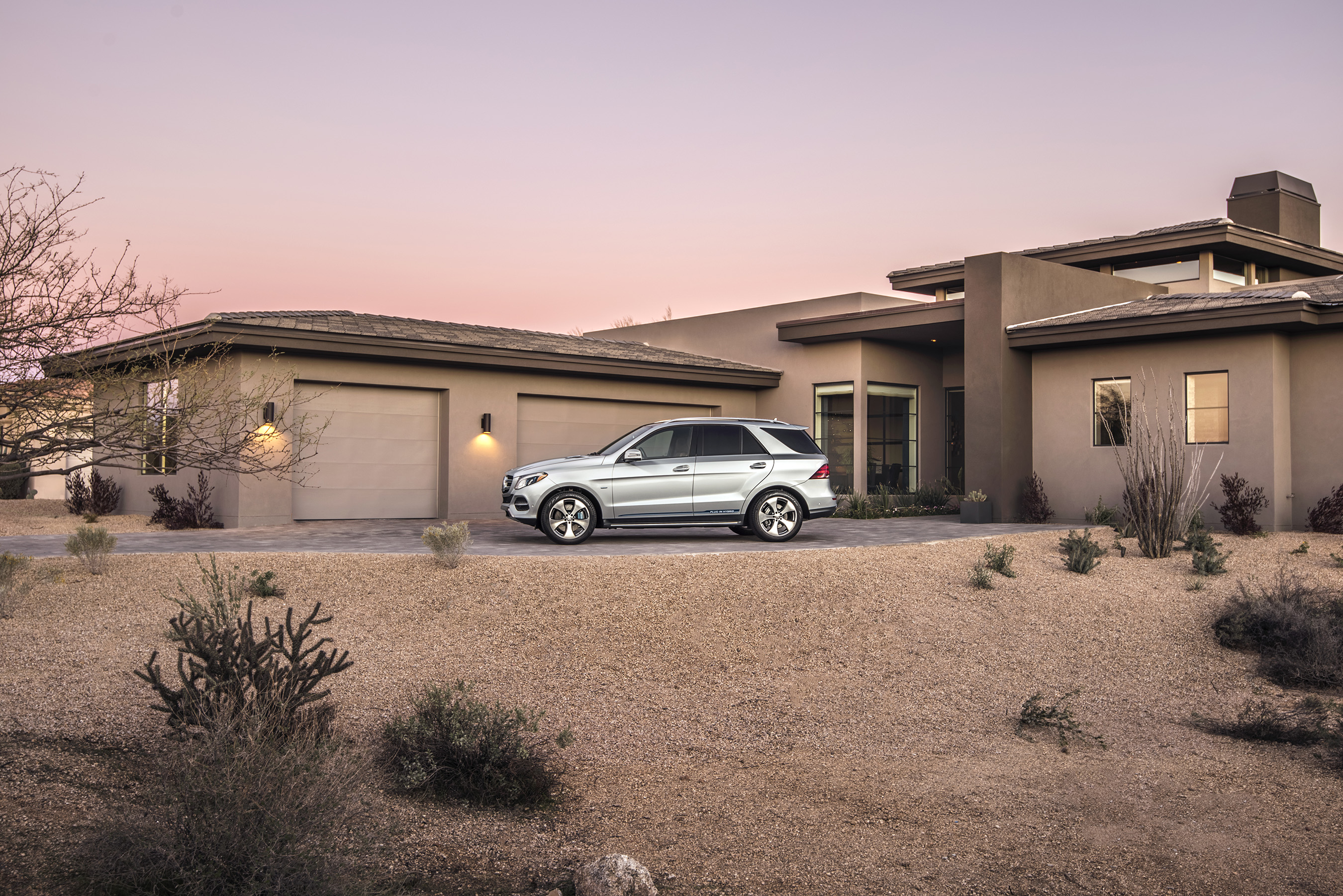 The HGTV Smart Home 2017 located in Scottsdale, Arizona, is a Southwestern showstopper. Beginning April 12, viewers can visit HGTV.com to enter for a chance to win the fully furnished home, plus a 2017 Mercedes-Benz GLE 550e 4MATIC automobile and $100,000 courtesy of national mortgage lender Quicken Loans. It's a prize package valued at more than $1.5 million!