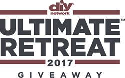Diy Network Ultimate Retreat Logo