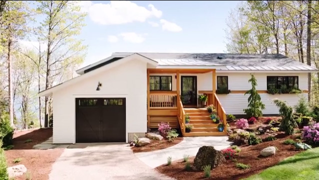 DIY Network Ultimate Retreat 2017 90-Second Exterior Tour