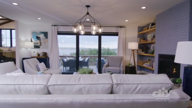 DIY Network Ultimate Retreat 2017 90-Second Interior Tour