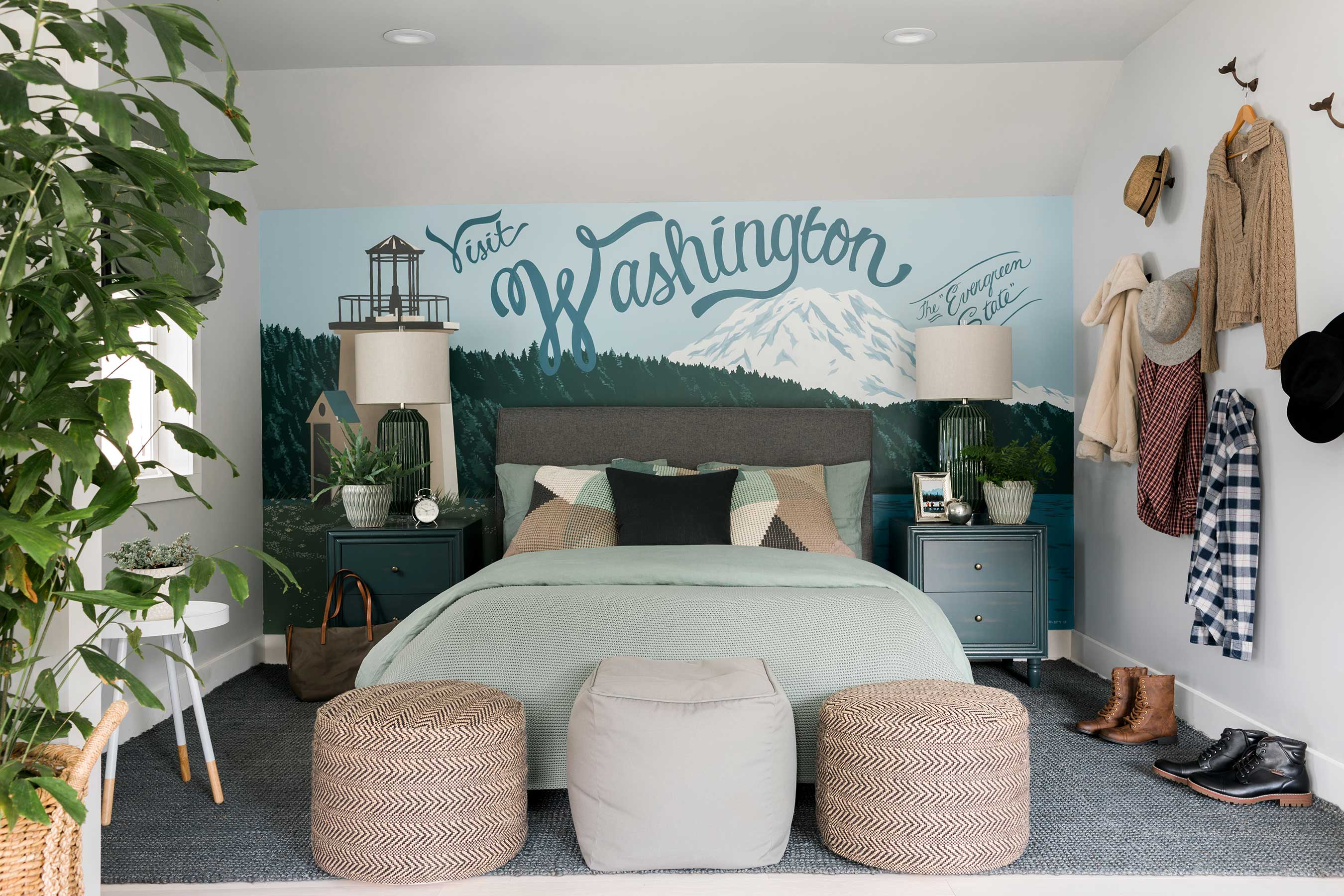 Fans get first look at hgtv dream home giveaway 2018 Master bedroom colors for 2018
