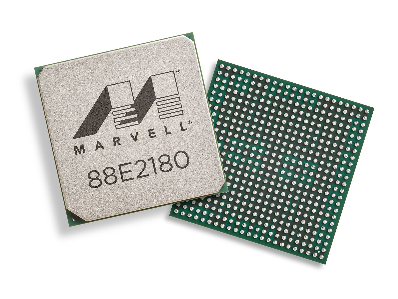 Marvell's Alaska® M 88E2180 Gigabit Ethernet Transceiver