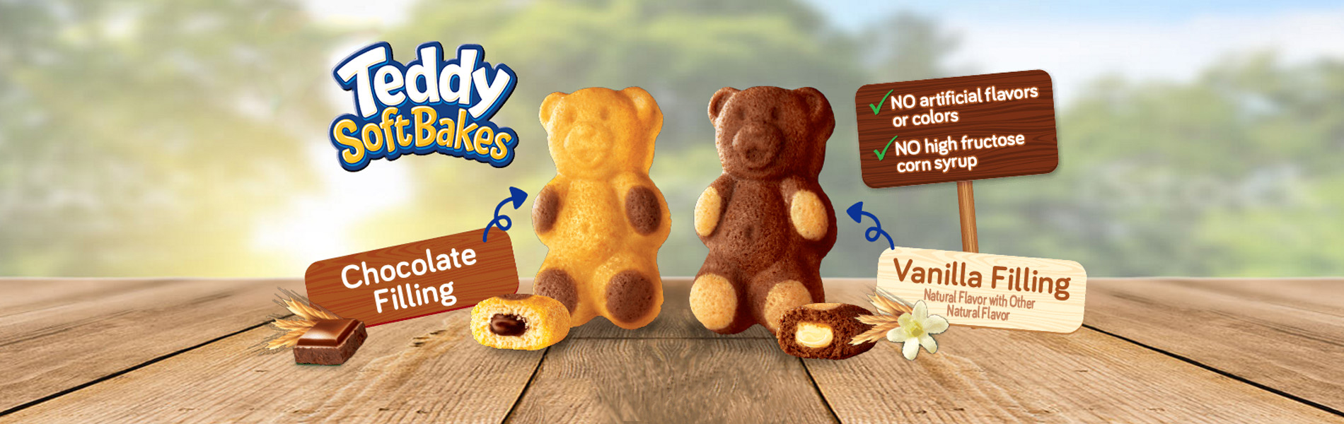 new teddy soft bakes help inspire playful discovery at snack time