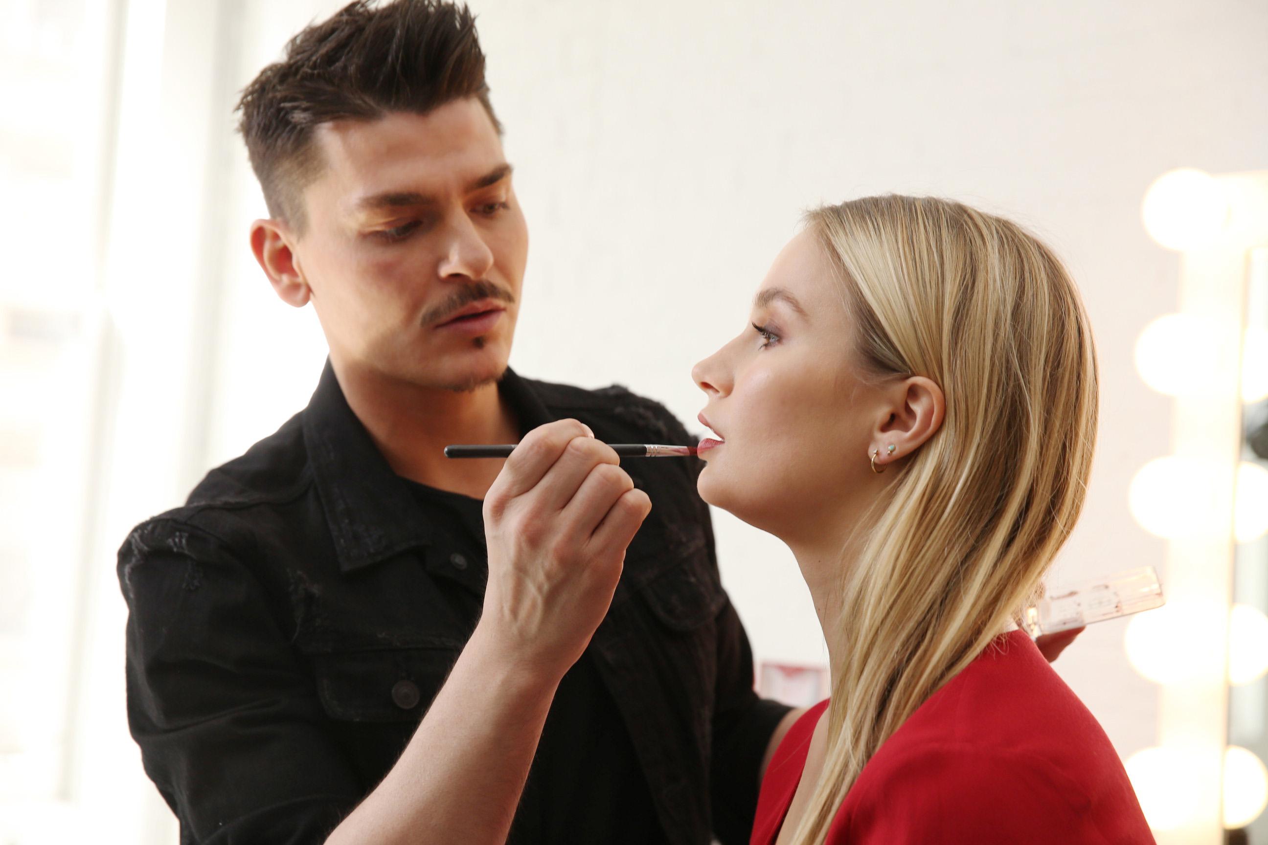 Makeup artist mario dedivanovic