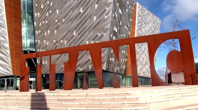 All about the Titanic Belfast exhibit