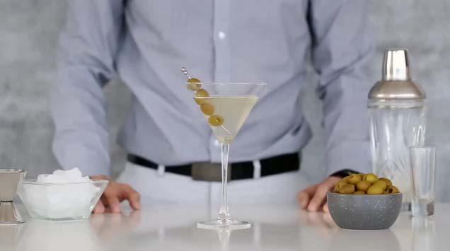 Freda's Martini Recipe