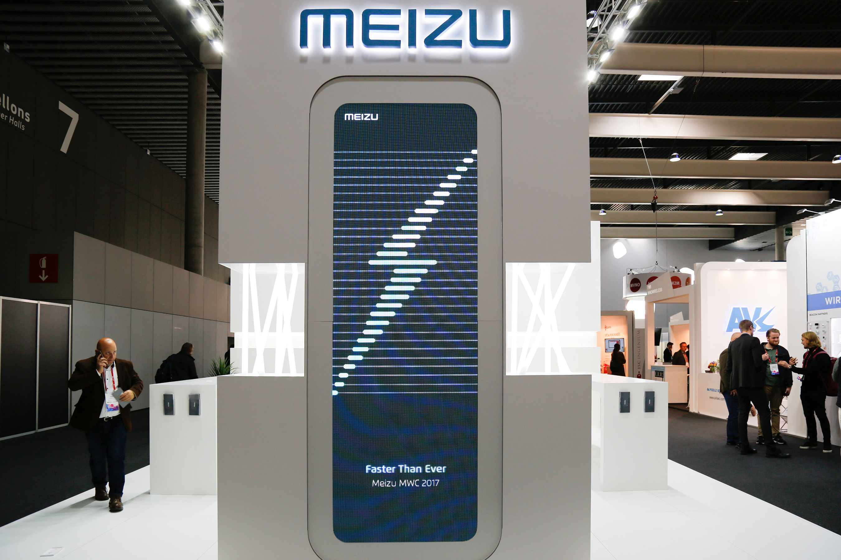 Meizu at MWC 2017: Faster than Ever