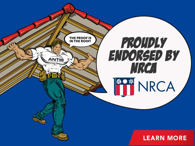 Proudly Endorsed by NRCA