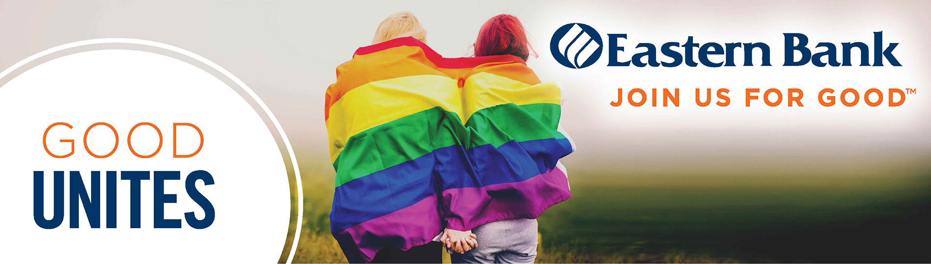 At Eastern Bank, we embrace diversity. We believe good means breaking down the barriers that stand between people and prosperity.