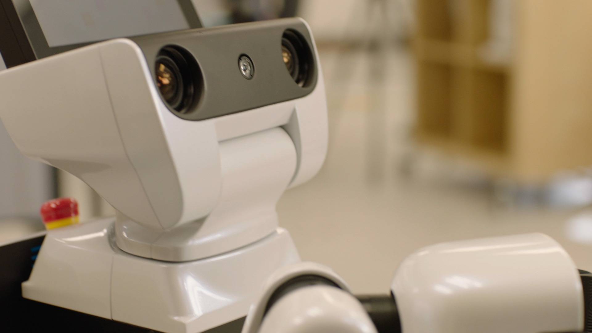 "Toyota completed the first North American in-home trial of the Human Support Robot (HSR). The HSR is one of the ""partner robots"" Toyota is developing to assist people with everyday activities."
