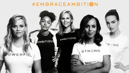 3beb34197e88 TORY BURCH FOUNDATION LAUNCHES CAMPAIGN ENCOURAGING WOMEN TO   EMBRACEAMBITION