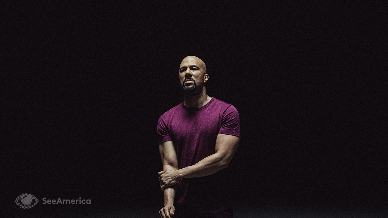 Award Winning Actor And Hip-Hop Artist Common Joins Allergan's See America(SM) Initiative To Further The Fight Against Preventable Blindness