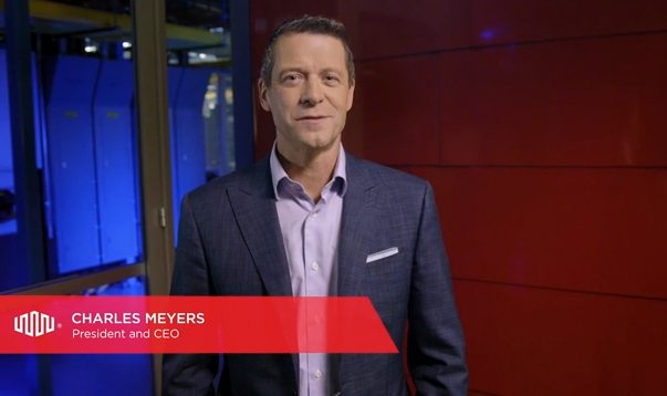 Greetings from New Equinix President and CEO Charles Meyers